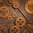 Rusty Gears — Stock Photo #2548115