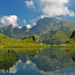 View to Malyovitsa from Urdini lakes — Stock Photo