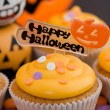 Halloween cupcake — Stock Photo #2055045