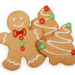 Gingerbread cookies — Stock Photo #2057649
