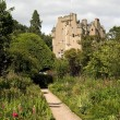 Stock Photo: crathes castle in scotland