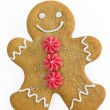 Gingerbread man — Stock Photo #2059516