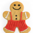 Gingerbread man — Stock Photo #2059583