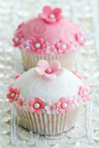 Wedding cupcakes — Stock fotografie