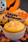 Halloween cupcake — Foto de Stock