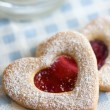 Valentine cookies — Stock Photo #2187044