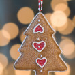 Christmas tree ornament — Stock Photo