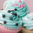 Royalty-Free Stock Photo: Cupcakes