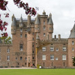Glamis Castle in Scotland — Stock Photo