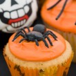 Halloween cupcakes — Stock Photo #2266335