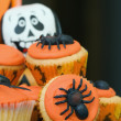 Halloween cupcakes — Stock Photo #2267362