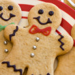 Royalty-Free Stock Photo: Gingerbread men