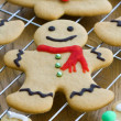 Gingerbread man — Stock Photo #2350457
