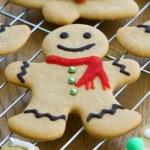 Gingerbread man — Stock Photo #2350457