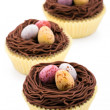 Easter cupcakes — Stock Photo #2378807