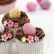 Easter cupcakes — Stock Photo #2379678