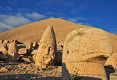 Nemrut Dagi Tomb — Stock Photo