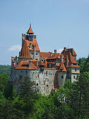 Dracula castle Bran — Stock Photo