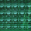 Green glass background - Stock Photo