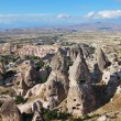 Cappadocia landscape - Stock Photo