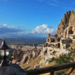 Stock Photo: Cappadociview