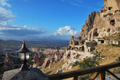 Cappadocia view — Stock Photo