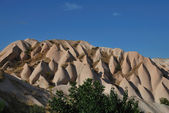 Cappadocia formations — Stock Photo