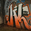 Urban Art - Graffiti — Stock Photo #2060286