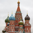 Saint Basil's Cathedral — Stock Photo #2064935