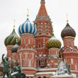 Saint Basil's Cathedral — Stock Photo #2064947