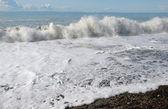 Wave crash — Stock Photo