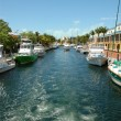 Key Largo Canals — Stock Photo #2156437