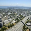Seattle from above — Stock Photo #2157677