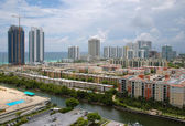Sunny Isles Beach, Florida — Stock Photo