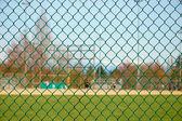 Fence — Stock Photo