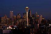 Seattle downtown — Stock Photo