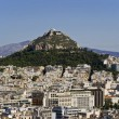 Mount Lycabettus - Stock Photo