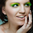 Royalty-Free Stock Photo: Creative makeup