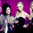 Party girls - Foto de Stock