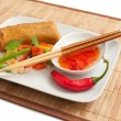 Stock Photo: asian food