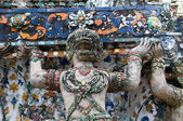 Wat arun - the temple of the dawn — 图库照片