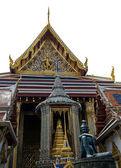 Thaï bouddhiste temple wat phra kaeo — Photo