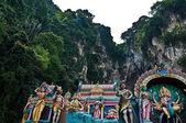 Hindu shrine — Stock Photo