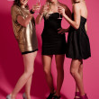 Royalty-Free Stock Photo: Party girls
