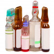 Stock Photo: Vials