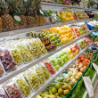 Stock Photo: Fruits in shop