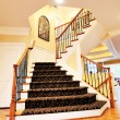 Staircase in Upscale Home — Stock Photo #2628110