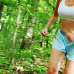 Mature Woman Runner — Stock Photo #2629356