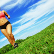 Runner Woman — Stock Photo #2629697