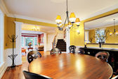 Dining Room Interior — Foto de Stock